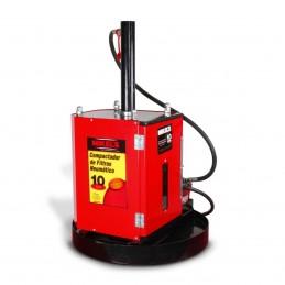 Compactador Neumático 10 Ton MIKELS CFN-10 MIK-CFN-10 MIKELS