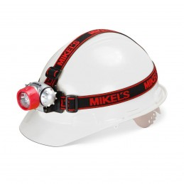 Lámpara De Led Tipo Minero MIKELS LTML-3AAA MIK-LTML-3AAA MIKELS