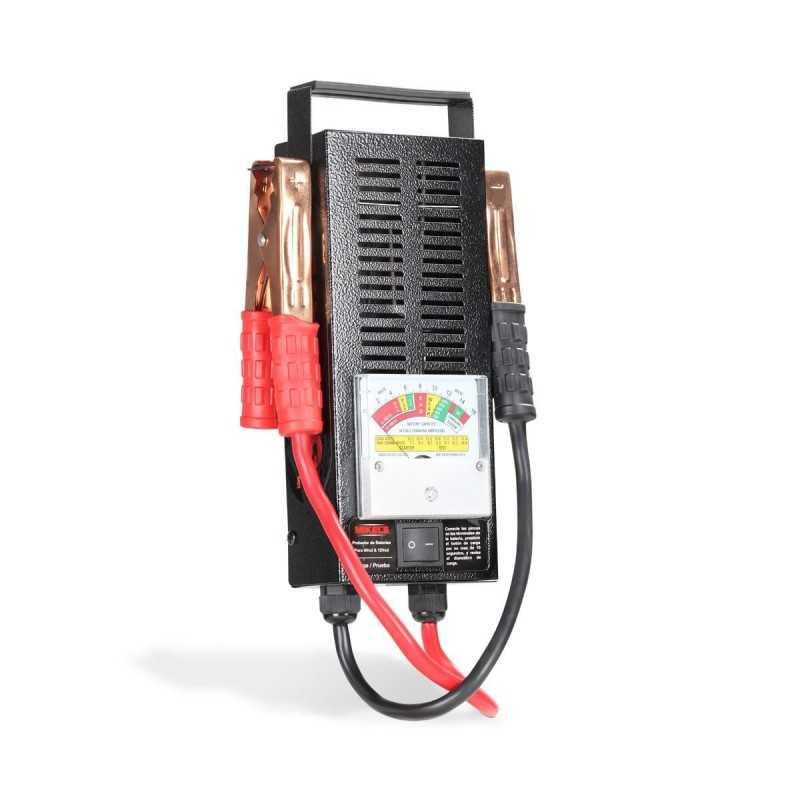 Probador De Baterías 100 Amp MIKELS PBA-100 MIK-PBA-100 MIKELS