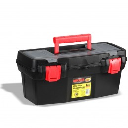 "Caja Plástica Para Herramientas 16"" (1.5 Lts) MIKELS CHP-160 MIK-CHP-160 MIKELS"