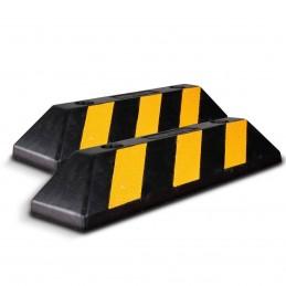 Topes Para Estacionamiento (1 Par) MIKELS TE-55 MIK-TE-55 MIKELS