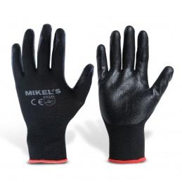 Guantes Para Trabajo De Nylon Con Espuma De Nitrilo (Ch) MIKELS GEN-2S MIK-GEN-2S MIKELS