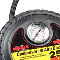 Compresor De Aire Circular 12 V (250 Psi) MIKELS W-1711 MIK-W-1711 MIKELS
