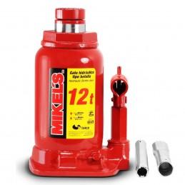 Gato Hidráulico De Botella Con Tornillo De Extensión 12 T MIKELS GH-12 MIK-GH-12 MIKELS