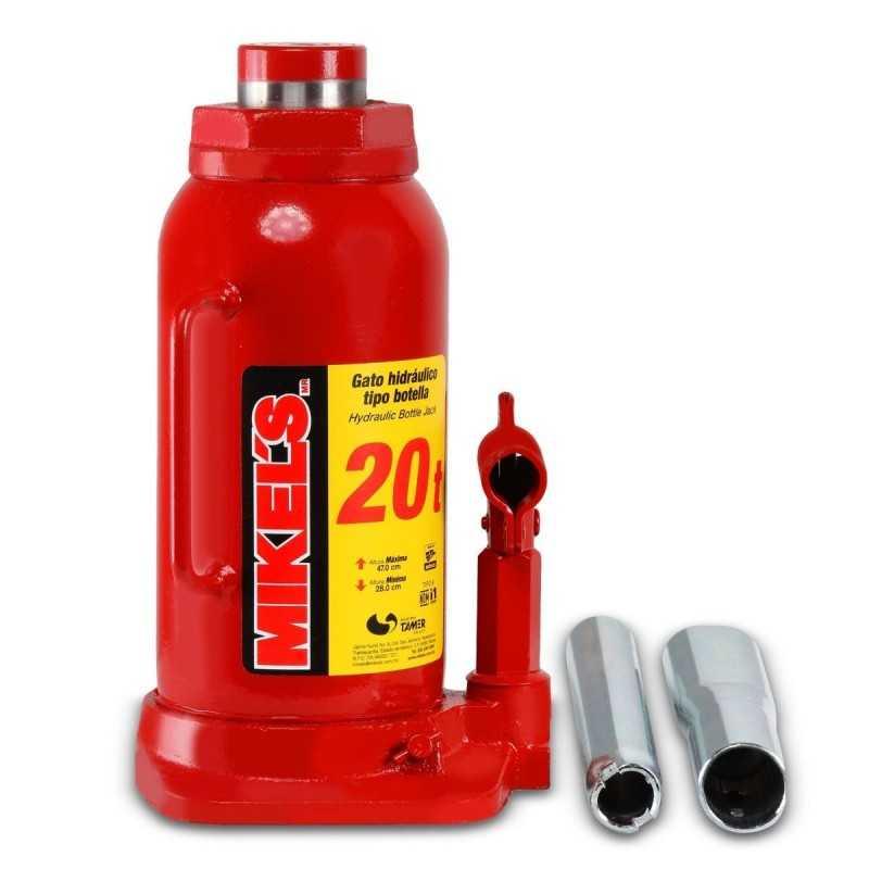 Gato Hidráulico De Botella 20 T MIKELS GH-20 MIK-GH-20 MIKELS