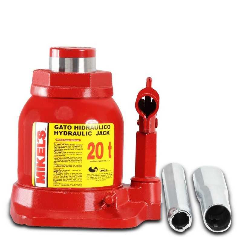 Gato Hidráulico De Botella 20 T Chaparro MIKELS GH-20CH MIK-GH-20CH MIKELS