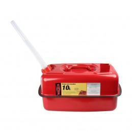 Tanque Metálico Para Gasolina 10 Lts MIKELS TG-10 MIK-TG-10 MIKELS
