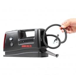 Mini Compresor De Aire 12 V 4 En 1 (300 Psi) MIKELS W-1557 MIK-W-1557 MIKELS