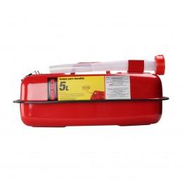 Tanque Metálico Para Gasolina 5 Lts MIKELS TG-5 MIK-TG-5 MIKELS