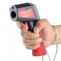 Termómetro Infrarojo (-38ºc A 520ºc) MIKELS TI-38520 MIK-TI-38520 MIKELS