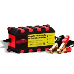 Cargador Baterías Automático (1.5 Amp) MIKELS CBA-1.5 MIK-CBA-1.5 MIKELS