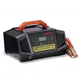 Cargador Baterías Automático Con Arrancador (2/10/50 Amp) MIKELS CBAA-50 MIK-CBAA-50 MIKELS