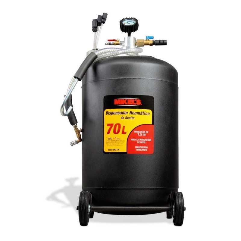 Dispensador Neumático De Aceite 70 Lts MIKELS DNA-70 MIK-DNA-70 MIKELS