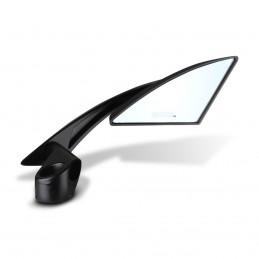 Espejo Retrovisor Universal Triangular Para Moto (Negro) MIKELS EURM-2N MIK-EURM-2N MIKELS