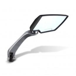 Espejo Retrovisor Universal Para Moto (Negro) MIKELS EURM-N MIK-EURM-N MIKELS