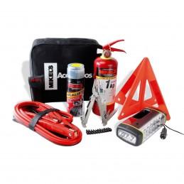 Kit de Emergencia Automotriz MIKELS KEM-9162MI MIK-KEM-9162MI MIKELS