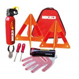 Kit de Emergencia Reglamento De Tránsito MIKELS KRT-R MIK-KRT-R MIKELS