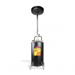 Recibidor De Aceite Neumático 80 Lts MIKELS RAU-80 MIK-RAU-80 MIKELS