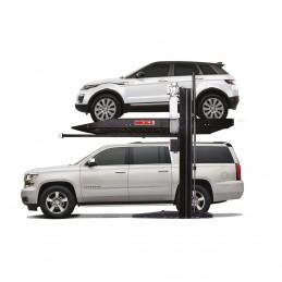 Elevador Rampa Para Estacionamiento 2 Postes (2,300 Kg) MIKELS REE-2300 MIK-REE-2300 MIKELS