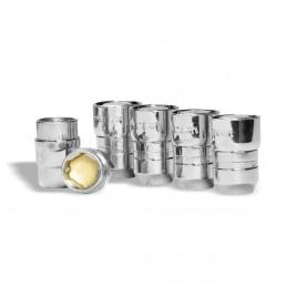 Seguros Para Rines Tuerca 12 mm X 1.5 MIKELS SPR-2 MIK-SPR-2 MIKELS