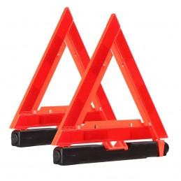 """Triángulos Reflejantes 10"""" MIKELS TRI-10DB MIK-TRI-10DB MIKELS"""