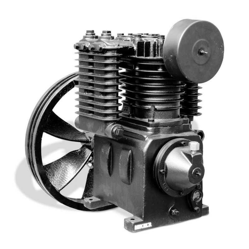 Cabezal Para Compresor 5 Hp 2 Etapas MIKELS CPC-52E MIK-CPC-52E MIKELS
