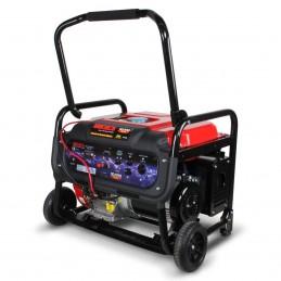 Generador De Corriente Eléctrica Motor 4 Tiempos 10,000 W / 16 Hp MIKELS GCE-10000 MIK-GCE-10000 MIKELS