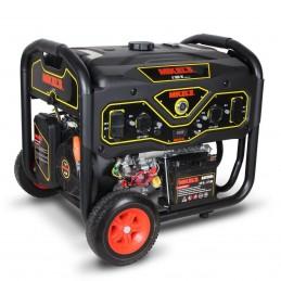 Generador De Corriente Eléctrica Motor 4 Tiempos 5,500 W / 15 Hp MIKELS GCE-5500 MIK-GCE-5500 MIKELS