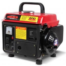 Generador De Corriente Eléctrica Motor 2 Tiempos (800 W / 2 Hp) MIKELS GCE-800 MIK-GCE-800 MIKELS