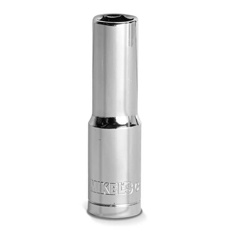 "Dado Largo 1/2"" Milimétrico 13 mm 6 Puntas MIKELS DL-1350 MIK-DL-1350 MIKELS"
