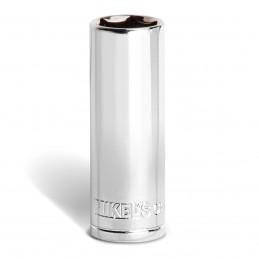 "Dado Largo 3/8"" Milimetrico 16 mm 6 Puntas MIKELS DL-1638 MIK-DL-1638 MIKELS"