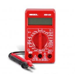 Multímetro Digital Básico MIKELS MDB-830 MIK-MDB-830 MIKELS
