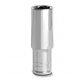 "Dado Largo 1/2"" Milimétrico 12 mm 6 Puntas MIKELS DL-1250 MIK-DL-1250 MIKELS"