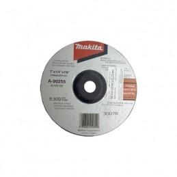 """Disco Abrasivo Desbaste 7-1/4"""" X 7/8"""" X 1/4"""" B44286 Makita A90255 MAKITA ACCESORIOS A90255"""