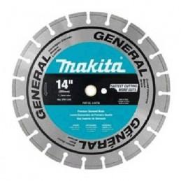 """Disco De Diamante 14"""" Para Concreto Makita A94736 A94736 MAKITA ACCESORIOS"""