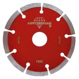 """Disco Diamante Para Cantera Y Bloque 4 1/2"""" X 0.070 X 7/8"""" Austromex 1522 AUS1522 AUSTROMEX"""