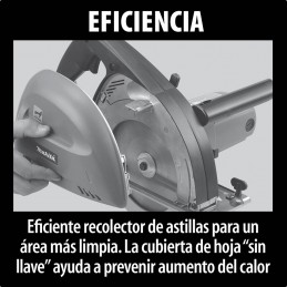 """Sierra Circular 7-1/4"""" Para Metal 1,500 Watts Makita 4131 MAK4131 MAKITA HERRAMIENTAS"""