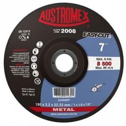 "Disco Para Corte Metal 7"" X 1/8"" X 7/8"" Austromex 2008 AUSTROMEX AUS2008"