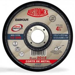 "Disco Para Corte Superdelgado 4 1/2"" X 3/64 "" X 7/8"" Austromex 2014 AUS2014 AUSTROMEX"