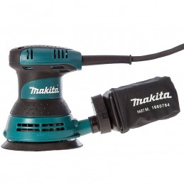 "Lijadora De Acabados 5"" 12,000 Cpm 300 Watts Makita BO5030 MAKBO5030 MAKITA HERRAMIENTAS"