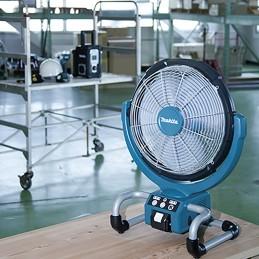 Ventilador Inalambrico 14. 4/18 Volts Sin Bateria Y Cargador Makita DCF300Z MAKDCF300Z MAKITA HERRAMIENTAS