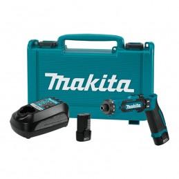 Atornillador Tipo Lapiz Reversible 2 Vel 200-650Rpm Li-Ion 1 Bat Makita DF012DSE MAKDF012DSE MAKITA HERRAMIENTAS