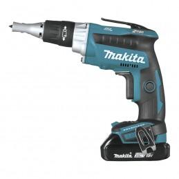 Atornillador 18 Volts 0-2,500 Rpm Makita DFS250RFE MAKDFS250RFE MAKITA HERRAMIENTAS