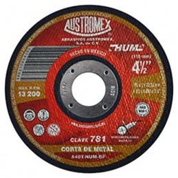 Disco De Corte 4 1/2 Austromex 781 AUS781 AUSTROMEX