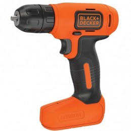 Taladro Destonillador 8 Volts Ion Litio Bateria Integrada Black & Decker BDLD008-B3 BDLD008-B3 BLACK AND DECKER