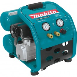 Compresor Direct Drive 2.5 Hp 16 Lts 9 Psi Lubricado Por Aceite Makita MAC2400 MAKMAC2400 MAKITA HERRAMIENTAS
