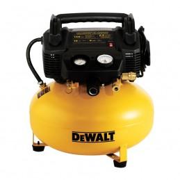Compresor Direct Drive 22 Litros Con Pistola Manguera Y Coples Dewalt DWD2002M-WK DWD2002M-WK DEWALT