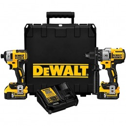 Rotomartillo Atornillador De Impacto Combo 20 Volts Dewalt DWDCK299P2 DWDCK299P2 DEWALT