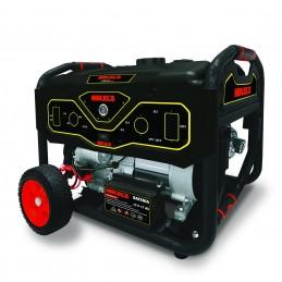 Generador De Corriente Eléctrica Motor 4 Tiempos 8,000 W / 15 Hp MIKELS GCE-8000 MIK-GCE-8000 MIKELS