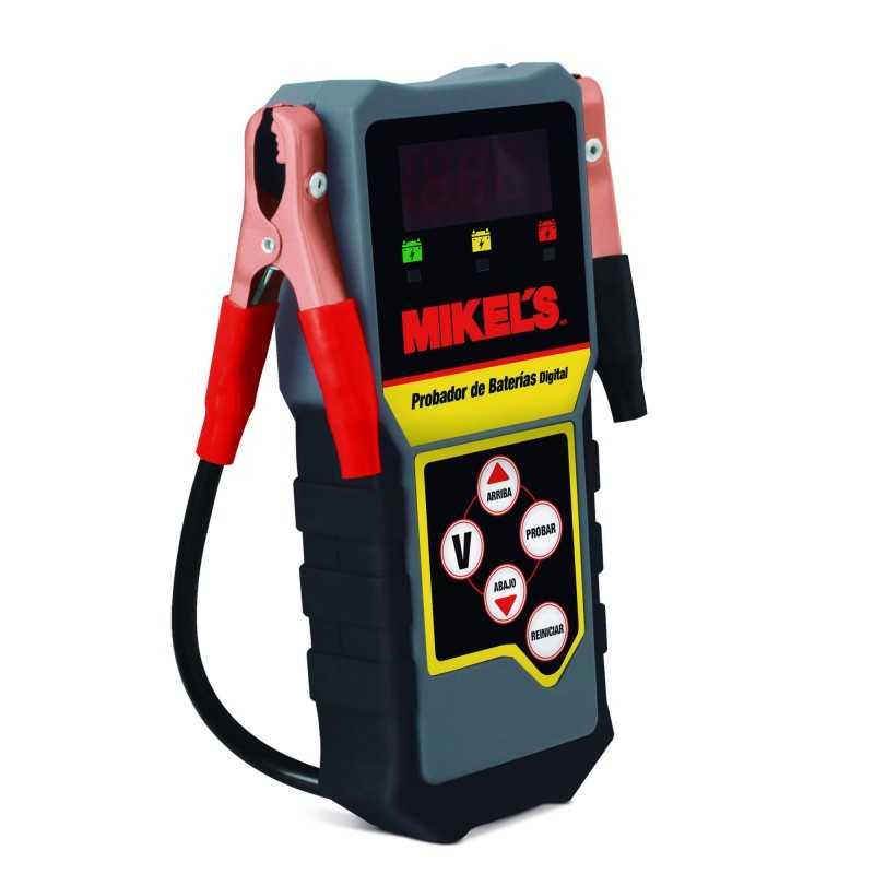 Probador De Baterías Digital MIKELS PBD-100 MIK-PBD-100 MIKELS